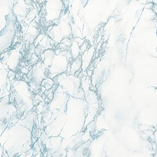 346-0121 Grey and Blue Marble Adhesive Film by Brewster