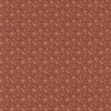 414-58506 Emilia Red Small Daisy by Brewster