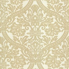 Champagne Ogee Wallcovering by Brewster