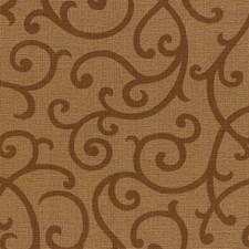 Brown Vine Wallcovering by Brewster