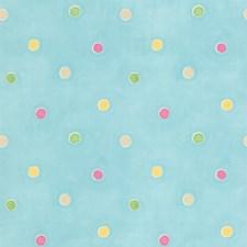 Aqua Kids Wallpaper Wallcovering by Brewster