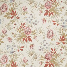 Rouge Floral Wallcovering by Fabricut Wallpaper
