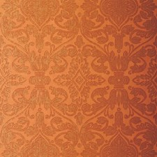 Terracotta Wallcovering by Schumacher Wallpaper