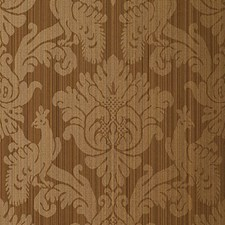 Mahogany Wallcovering by Schumacher Wallpaper