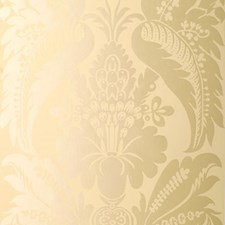 Ecru Wallcovering by Schumacher Wallpaper