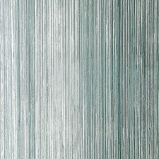 Turquoise Wallcovering by Schumacher Wallpaper