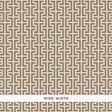 Berber Brown Wallcovering by Schumacher Wallpaper