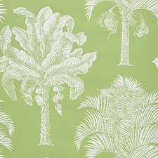 Leaf Wallcovering by Schumacher