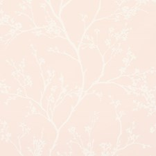 Blush Wallcovering by Schumacher Wallpaper
