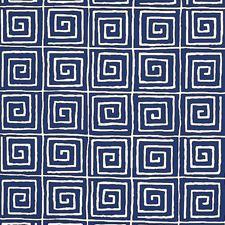 Midnight Blue Wallcovering by Schumacher