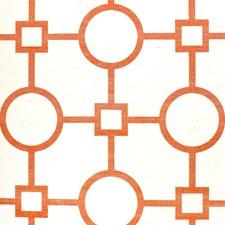 Orange Wallcovering by Phillip Jeffries Wallpaper