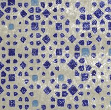 China Blue On Quartz Wallcovering by Phillip Jeffries Wallpaper