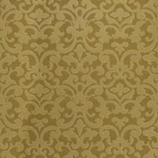 Brass Asian Wallcovering by Stroheim Wallpaper