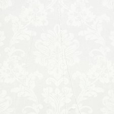 Pearl/White Damask Wallcovering by York
