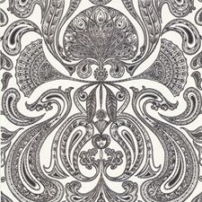 White/B Sidewall Wallcovering by Cole & Son Wallpaper