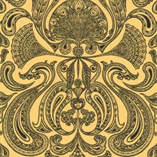 Yellow Sidewall Wallcovering by Cole & Son Wallpaper