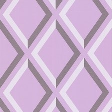 Mauve/W Sidewall Wallcovering by Cole & Son Wallpaper