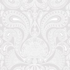 White/Lilac Wallcovering by Cole & Son Wallpaper