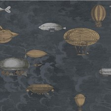 Midnight Print Wallcovering by Cole & Son Wallpaper