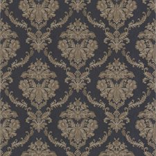 Dark Blue Wallcovering by Brewster