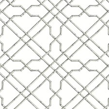 White/Gray/Black Traditional Wallcovering by York
