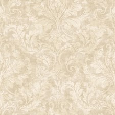 Bronze Damask Wallcovering by Brewster