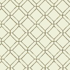 Cream/Tan/Dark Grey Geometrics Wallcovering by York