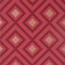 Berry Geometric Wallcovering by G P & J Baker