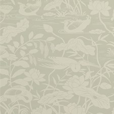 Aqua Animal Wallcovering by G P & J Baker
