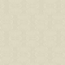 Pale Taupe/Silver Glitter Geometrics Wallcovering by York