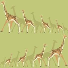 DW2364 Giraffes by York
