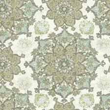 Cream/Beige/Grey Novelty Wallcovering by York