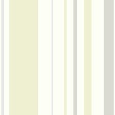 Yellowish Beige/White/Grey Children Wallcovering by York