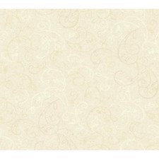 Antique Ivory/Off White Wall Decor Wallcovering by York