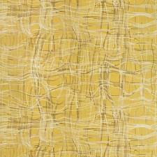 Mustard Modern Wallcovering by Groundworks