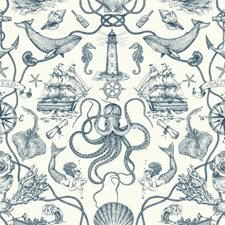 HO3361 Deep Sea Toile by York