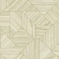 HO3374 Wood Geometric by York