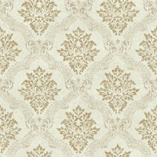 Antique White/Gold Sheen/Soft Taupe Textures Wallcovering by York