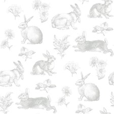 KI0580 Bunny Toile by York