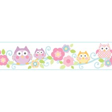 Bubble Gum/Strawberry Shake/Lavender Animals Wallcovering by York