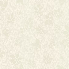 Oyster/Sea Foam Branches Wallcovering by York
