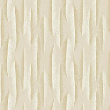 Soft Gold/White/Metallic Gold Novelty Wallcovering by York