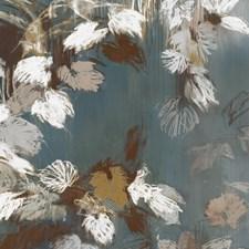 Beige/Light Blue/Ivory Modern Wallcovering by Kravet Wallpaper