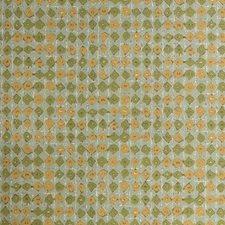 Green/Turquoise/Camel Modern Wallcovering by Kravet Wallpaper