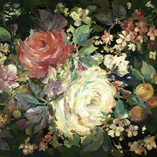 MU0246M Impressionist Floral by York