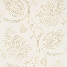 Beige Botanical Wallcovering by Lee Jofa Wallpaper