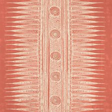 Madder Ethnic Wallcovering by Lee Jofa Wallpaper