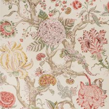 Rose Botanical Wallcovering by Lee Jofa Wallpaper