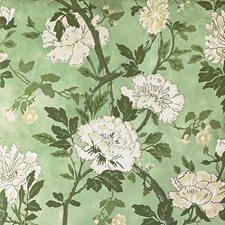 Meadow Botanical Wallcovering by Lee Jofa Wallpaper