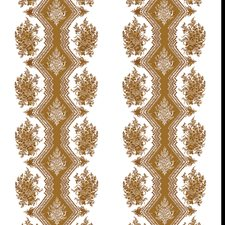 Tobacco Botanical Wallcovering by Brunschwig & Fils